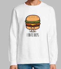 je déteste les régimes