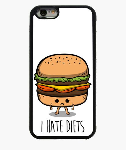 Coque Iphone 6 / 6S je déteste les régimes