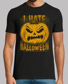 je déteste halloween