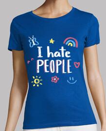 je déteste les people