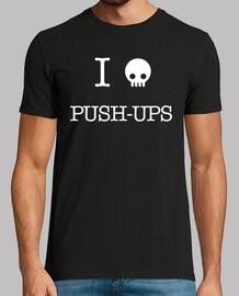 Je déteste les push-ups - crossfit