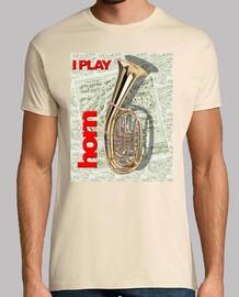 Je joue du cor 3