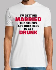 je me marie les autres ne sont que