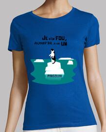 Je m'en fou ajourd'hui, je suis un pingouin !