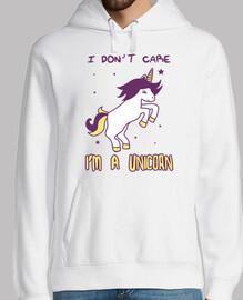 Je m'en fous j'suis une licorne