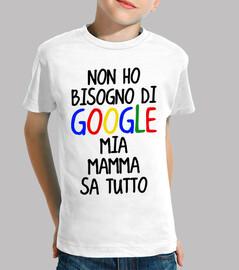 Je n'ai pas besoin de google