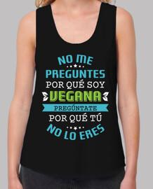 je ne me demande pas pourquoi suis végétalien
