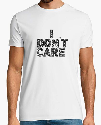 Tee-shirt Je ne m'inquiète pas