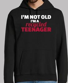 je ne suis pas vieux je suis un adolesc