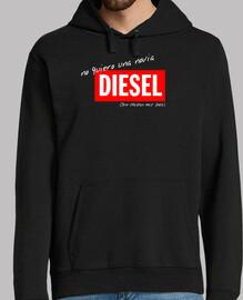 je ne veux pas un moteur diesel de petite amie © setaloca