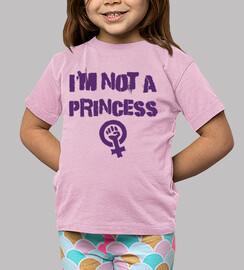 je not suis not une princesse