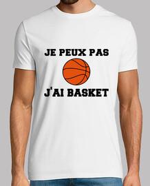 je peux pas j'ai basket