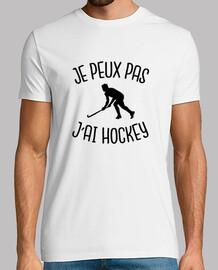 je peux pas j'ai hockey