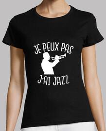 je peux pas j'ai jazz