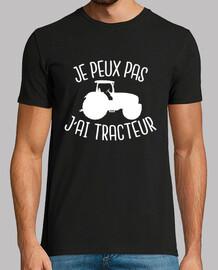je peux pas j'ai tracteur