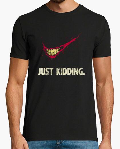 Tee-shirt je plaisante