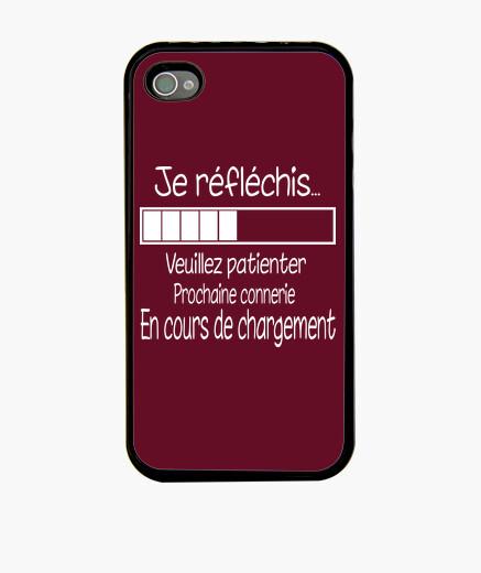 veuillez patienter. Coque iPhone 5c Phrase Humoristique Je ...