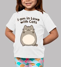 Je suis amoureux des chats