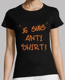 Je suis anti-shirt