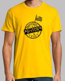 Je suis Breton drapeau logo