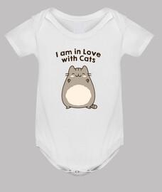 je suis en amour avec les chats