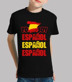 Je suis Espagnol Espagnol Espagnol
