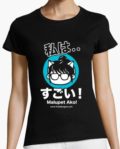 Tee-shirt je suis génial (noir)
