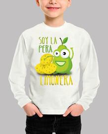 Je suis la poire au citron