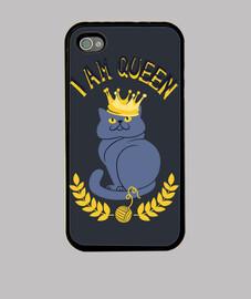 je suis la reine