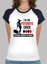 je suis le poussin psychotique