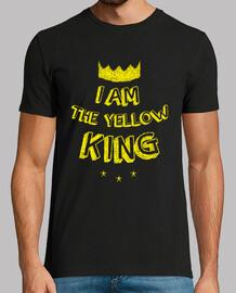 Je suis le roi de jaune (vrai détective)