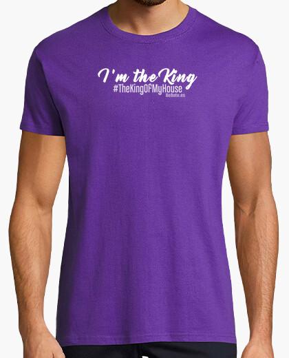 Tee-shirt Je suis le roi @shopbebote