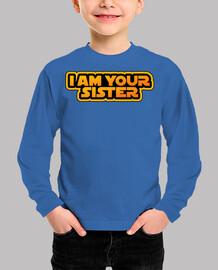 je suis ta famille je suis ta soeur