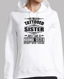 je suis tatoué soeur
