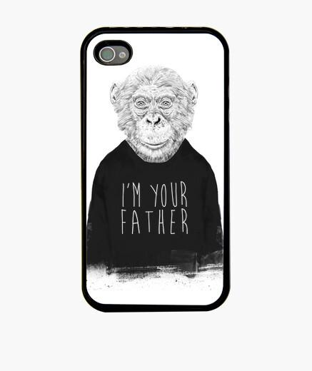 Coque iPhone je suis ton père