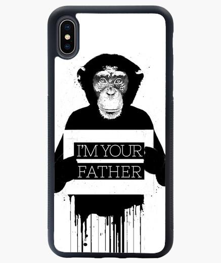 Coque iPhone XS Max je suis ton père ii