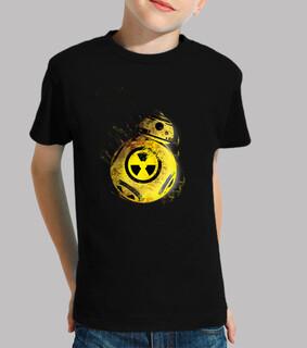 je suis un droïde radioactif