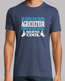 Je suis un papa agriculteur