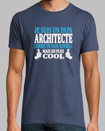 Je suis un papa architecte
