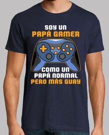 Je suis un papa gamer cool