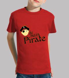 Je suis un pirate