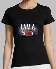 je suis un youtuber -  femme