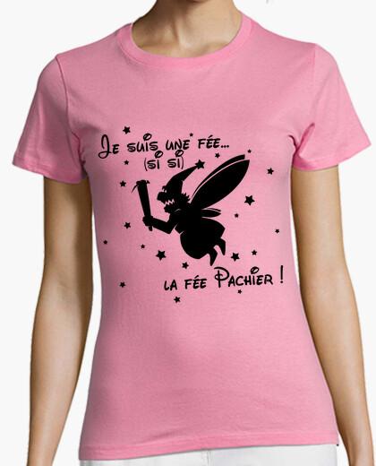 Tee-shirt Je suis une fée... la fée Pachier !