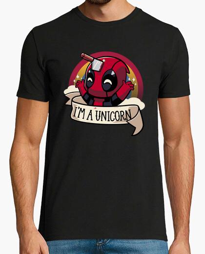 Tee-shirt Je suis une licorne!