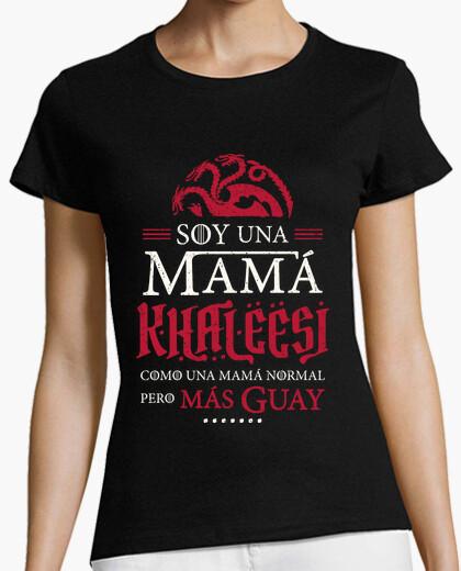 Tee-shirt Je suis une maman khaleesi