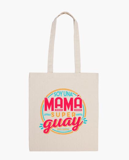 Sac Je suis une maman superguay