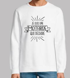 Je suis une motarde qui dechire