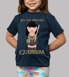 Je suis une Princesse Guerrière - Xena