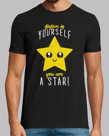 je suis une star m