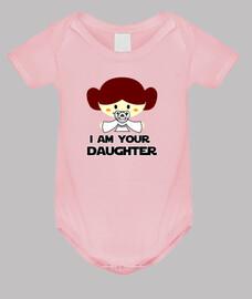 je suis votre fille